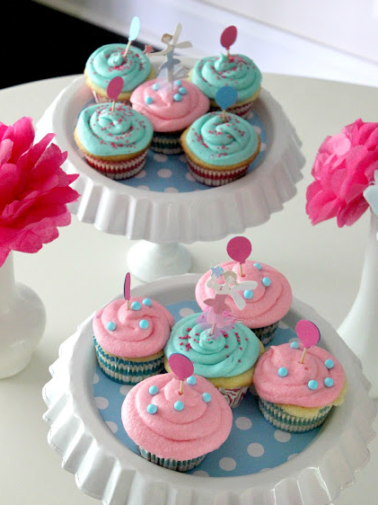 diy cupe cake girly