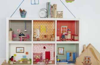 DIY : Faire une maison pour poupée