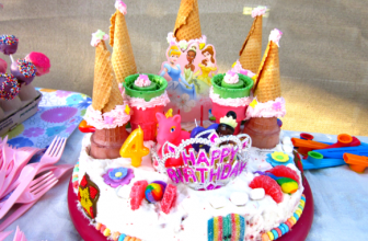 Diy : Faire un gâteaux d anniversaire pour enfant